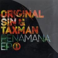 Front View : Original Sin And Taxman - CASINO / PENAMANA EP1 - Playaz Recordings / playaz010p1