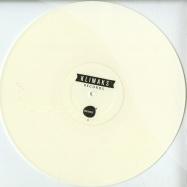Front View : Ilario Liburni - K001 (WHITE VINYL) - Klimaks Records / K001