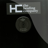 Front View : Victor Shan - HOW YOU WANT IT (VERSIONS) - The Healing Company / THC05