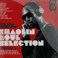 Front View : Various Artists - THE RZA PRES. - SHAOLIN SOUL SELECTION VOL. 1 (3X12 LP) - Soul Temple / ste018lp