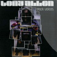 Front View : Tony Allen - BLACK VOICES (LP) - KS Reissues / KSTA 06