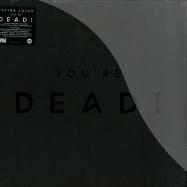Front View : Flying Lotus - YOURE DEAD! (LTD 4X12 LP BOX + MP3) - Warp Records / WARPLP256LTD