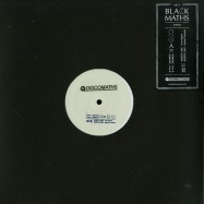 Front View : Rumore / North Lake - BLACK MATHS (VINYL ONLY) - Discomaths / DM003