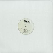 Front View : Solimano - LEARJET EP (BAREM, DEEP MARIANO REMIXES) - Unlock Recordings  / unlock003