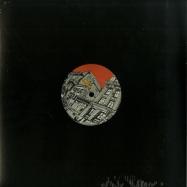 Front View : V/A (Ksky, Babak, Xio, Pak0) - JAM EP (VINYL ONLY) - SUBURBZ / SUBURBZ01