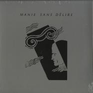 Front View : Manie Sans Delire - UNTITLED (12 INCH+7 INCH) - June / June11
