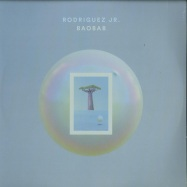 Front View : Rodriguez Jr. - BAOBAB (CLEAR 3X12 LP) - Mobilee / MOBILEELP025 / 05145791