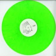 Front View : Mella Dee - TECHNO DISCO TOOL EP (NEON GREEN VINYL) - Warehouse Music / WM003RP