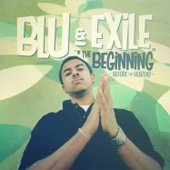 Front View : Blu & Exile - IN THE BEGINNING: BEFORE THE HEAVENS - FAT BEATS / FB5184LP