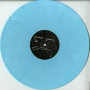 Front View : Dave Simon - TRAYPHO EP (180G COLOURED VINYL) - Proper Techno Tunes / PTT001