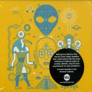 Front View : Sonido Gallo Negro - MAMBO COSMICO (CD) - Glitterbeat / GBCD056 / 05151232