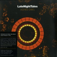 Front View : Agnes Obel - LATE NIGHT TALES (180G 2X12 LP + MP3 + ART PRINT) - Late Night Tales / ALNLP49