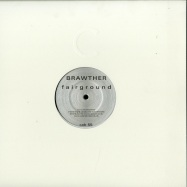 Front View : Brawther - FAIRGROUND / KITTEN - Cabinet Records / Cab55