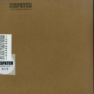 Front View : Beta 2 & Zero T - DISPATCH DUBPLATE 013 (LTD 180G VINYL) - Dispatch Dubplate / DISDUB013
