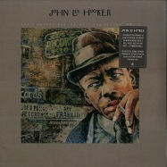 Front View : John Lee Hooker - EARLY RECORDINGS: DETROIT AND BEYOND VOL. 1 (2 LP) - Third Man Records / TMR-511 / 05171621