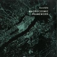 Front View : Ascorbite - MACROCOSMIC FRAMEWORK (2LP) - Corseque Records / CRSQ008