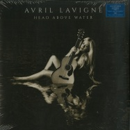 Front View : Avril Lavigne - HEAD ABOVE WATER (LP + MP3) - BMG / 8896947