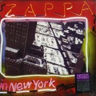 Front View : Frank Zappa - ZAPPA IN NEW YORK (40TH ANNIVERSARY 3LP) - Universal / 0238561