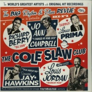 Front View : Various Artists - THE COLE SLAW CLUB (180G LP + 7 INCH) - Cree Records / 05157521