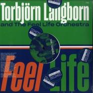 Front View : Torbjoern Langborn & The Feel Life Orchestra - FEEL LIFE (DIMITRI FROM PARIS REMIX) - PARDONNEZ-NOUS / PN 002