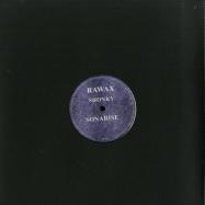 Front View : Shonky - SONARISE - Rawax / RWX07