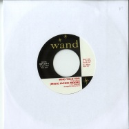 Front View : (Miss) Jackie Moore - WHO TOLD YOU / THE SAME CHANGE (7 INCH) - Ace Records / BGPS 059