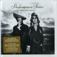 Front View : Shakespears Sister - SINGLES PARTY (1988-2019)(DELUXE EDITION, 2XCD+BOOKLET) - London Music Stream / LMS5521304