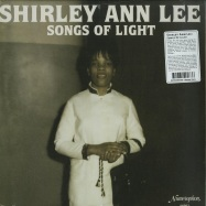 Front View : Shirley Ann Lee - SONGS OF LIGHT (LTD BROWN LP) - Numerophon / NPH44003-C1