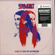 Front View : Dan The Automator - BOOKSMART - O.S.T. (BLUE MARBLED LP) - Lakeshore Records / LKS35451 / 39147151