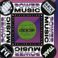 Front View : Electro Force - GETTING HIGH - 303 Records / 303-07