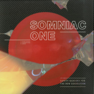 Front View : Somniac One - SAFETY BANGERS FOR THE NEW GENERATION (CLEAR VINYL + MP3) - PRSPCT XTRM / PRSPCTXTRM049