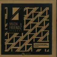 Front View : Frederick Alonso & Pat Lezizmo - TABLAO - Muzik & Friendz / M&F001