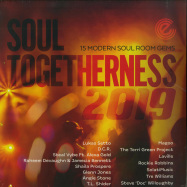 Front View : Various Artists - SOUL TOGETHERNESS 2019 (2LP) - Expansion / LPEXP61