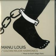 Front View : Manu Louis - COLTAN MAJOR HARMONICS (7INCH) - Not On Label / IGC037