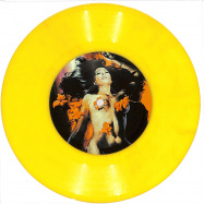 Front View : Unknown - NAPLES DO JANEIRO / DANGER ZONE (YELLOW 7 INCH) - Made to Dance / MTD02 / MTD002