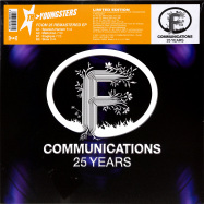 Front View : The Youngsters - F COM 25 REMASTERED EP - F COMMUNICATIONS / 267WS70133