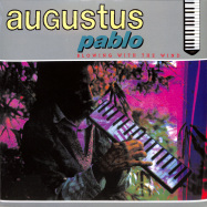 Front View : Augustus Pablo - BLOWING WITH THE WIND (LP) - Greensleeves / GREL149