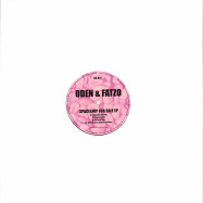Front View : Oden & Fatzo - SPACESHIP FOR SALE EP - Salty Nuts / SN011