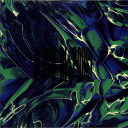 Front View : Blush Response - VOID IN (GREEN 2LP) - Megastructure / MS002