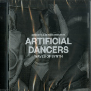 Front View : Interstellar Funk - ARTIFICIAL DANCERS - WAVES OF SYNTH (CD) - Rush Hour / RHMC 005 CD