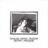 Front View : Gavilan Rayna Russom - SECRET PASSAGE (2LP) - W.25th / W25-14LP