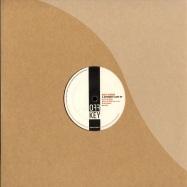 Front View : Matt O Brien - A DIFFERENT LIGHT EP (LTD. RED COLOURED VINYL) - Off-Key Industries / off003