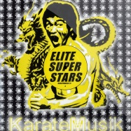 Front View : Elite Superstars - CHEERLEADER (MICRODIZKO REMIX) - Karatemusik031