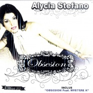 Front View : Alycia Stefano - OBSESION - Universal / 9849898