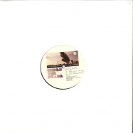 Front View : The Heels Of Love Ft. Hard Ton - CRAZY ( WALTER JONES RMX ) - Under The Shade  / uts015