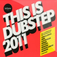 Front View : Various Artists - THIS IS DUBSTEP (2CD) - AEI Music / gd005cd