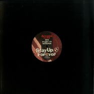 Front View : Chris Liberator & D.A.V.E. the Drummer - ONE NIGHT IN HACKNEY - Stay Up Forever / SUF069RP