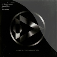 Front View : DJ Marky & Makoto / T>I - BLOODY MARY / 2ND CHANCE - Innerground Records / inn058