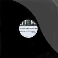 Front View : Gesloten Cirkel - HOLE - Berceuse Heroique / bh002