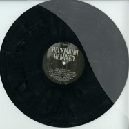 Front View : Heckmann - REMIXED (COLOURED 12 INCH) - Afu Limited / AFULTD48
